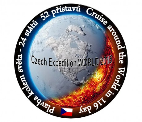 Czech World Expedition Luda Hartl 2015